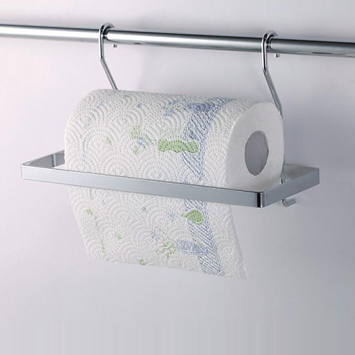 单层纸巾架